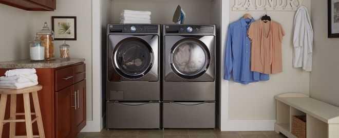 مشکل ماشین لباسشویی